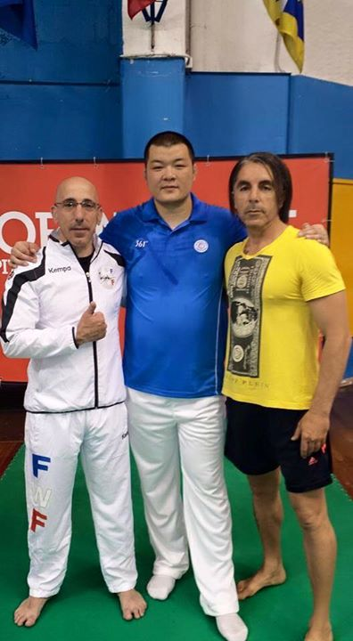FWF - Fédération Wushu France added a new photo.