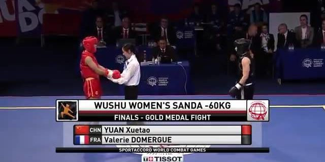 West Asia Wushu Federation