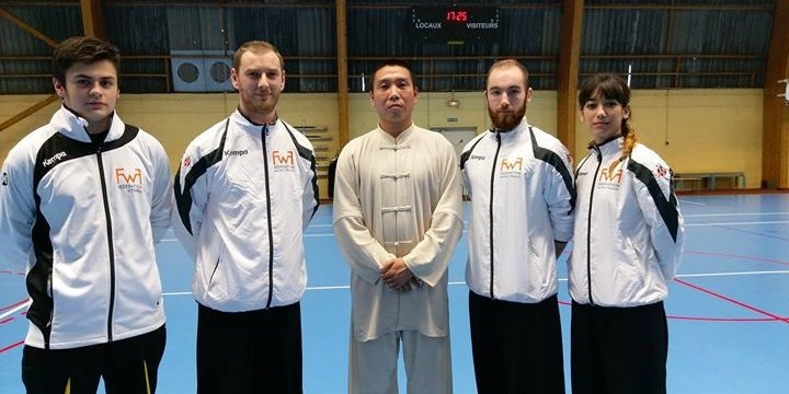FWF - Fédération Wushu France shared Shaolin Kung-Fu Normandie's photo.