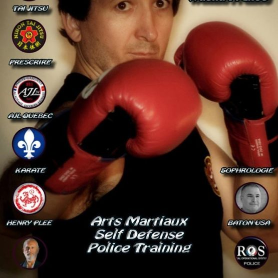 MAGAZINE SELF DEFENSE JUILLET 2017