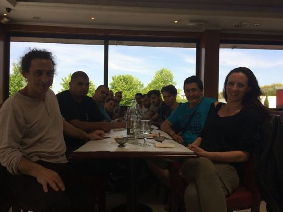 Photos from Association Loong yin chuan's postStage Wing Chun Sifu Didier Beddar