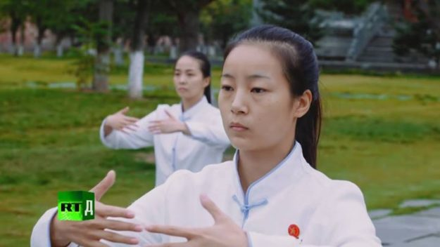 The Secrets of Wudang Wushu