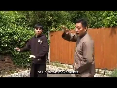 Regarder Grandmaster Chen Xiaowang interview and demo